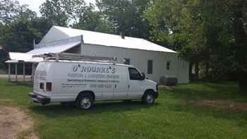 Painting in Clarksville, IN by O'Rourke's Painting & Protective Coatings